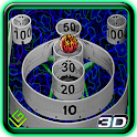 3D Flick Roller Ball icon
