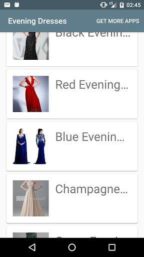 玩免費遊戲APP|下載Evening Dresses app不用錢|硬是要APP