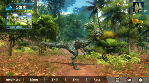 Dilophosaurus Simulator filehippodl screenshot 1