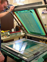 Photo: 16 - silkscreen printed board