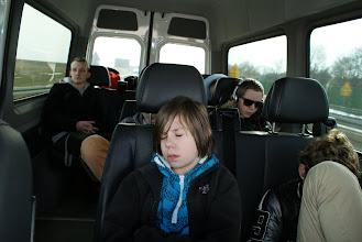 Photo: bus 1, de reis duurt in totaal zon 10 uur...