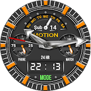 MotionPro Watch Face For WatchMaker Users