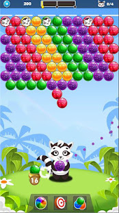 Download Bubble Raccoon New Bubble Shooter For PC Windows and Mac apk screenshot 5