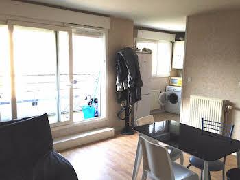 Appartement 2 pièces 43,03 m2