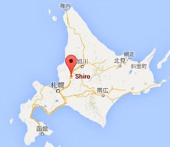地図:shiro砂川本店