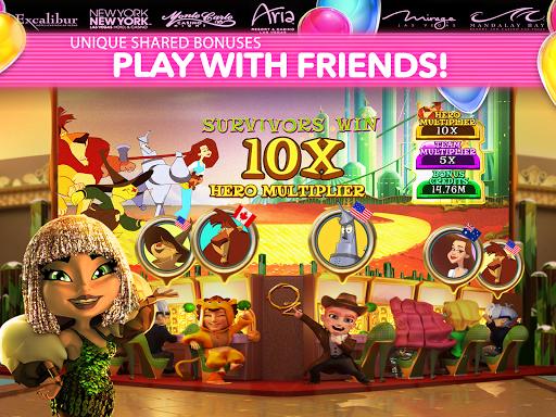 POP! Slots - Free Vegas Casino Slot Machine Games  screenshots 13