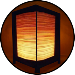 Relaxation Audio Lamp