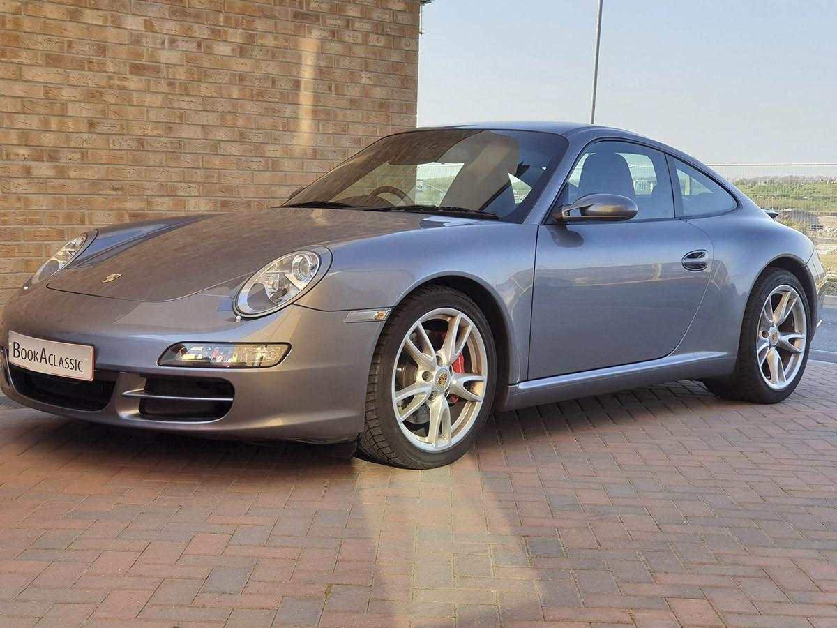 Porsche 911 Carrera 3.8 S Hire Rotherham