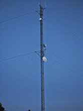 Photo: FM19AW microwave tower