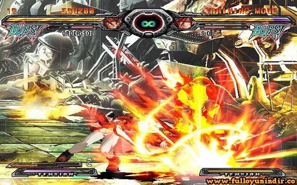Guilty Gear XX Accent Core Plus PSP