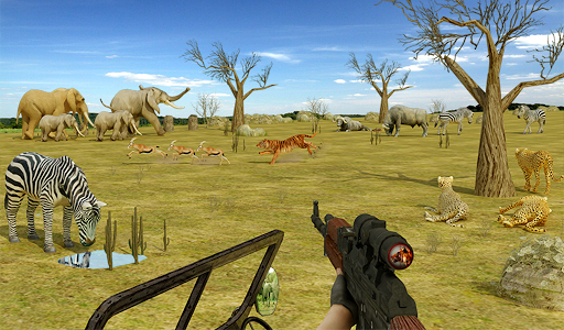 Sniper Hunter Safari Survival for PC