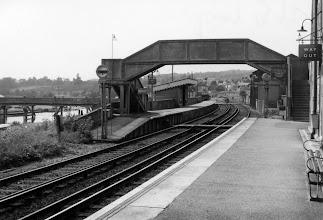 Photo: Wateringbury Railway Station