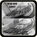 wings tatoo ides icon