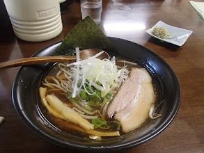 Photo: 利尻で食ったラーメン 味楽