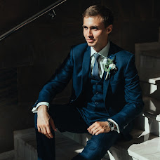 Wedding photographer Galina Mikitinskaya (mikifoto). Photo of 01.12.2017