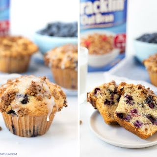Blueberry Oat Bran Muffins Buttermilk Recipes
