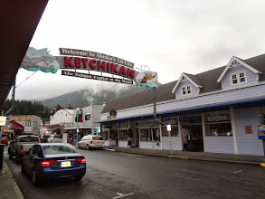 Photo: Final port of call was Ketchikan