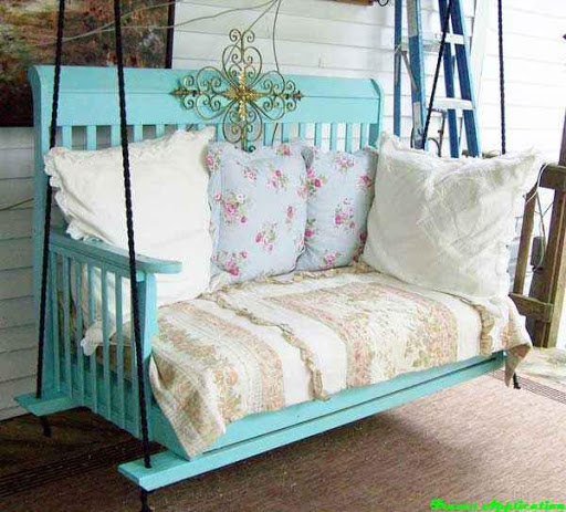 Old Cribs Repurpose Ideas