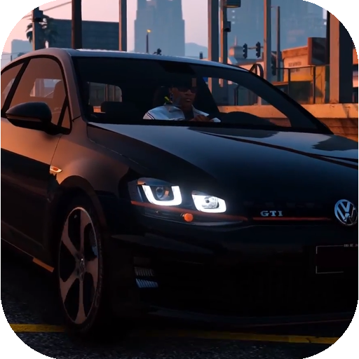 Real Volkswagen Golf Racing 2018