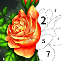 Art Number Coloring - Color by Number icon