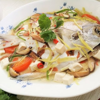 Indian Steamed Fish Recipes.