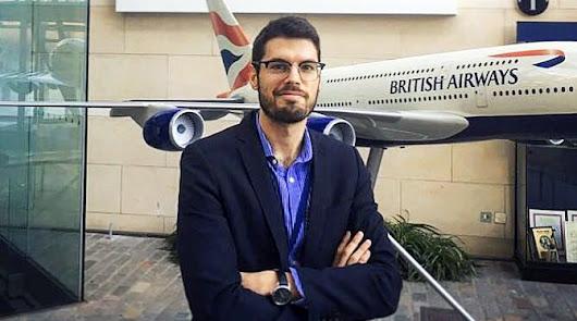 Almería estará unida por primera vez  con el gigante Heathrow