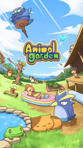 Animal Poket Garden Sleep Good screenshot 1
