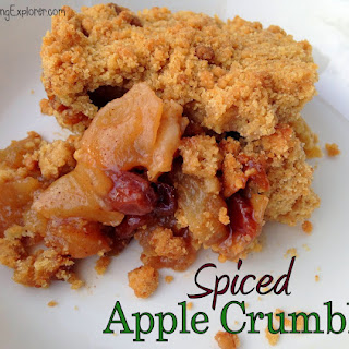 Spiced Apple Crumble Recipes