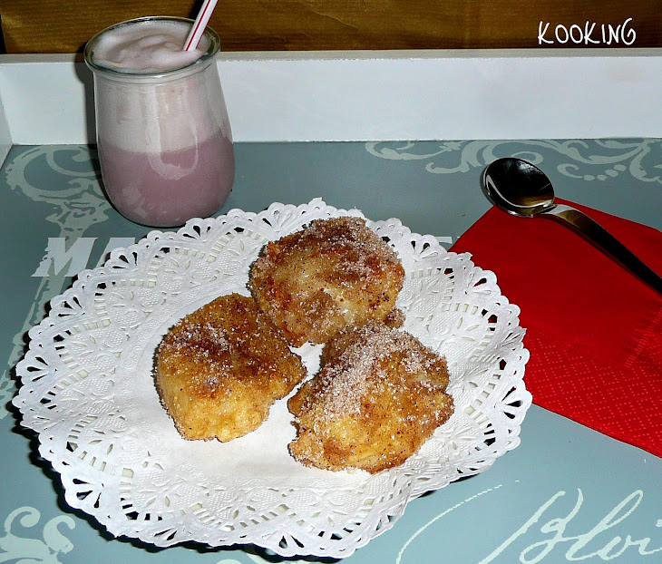 Fried Milk Recipe