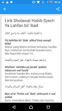 Download Sholawat Habib Syech Bin Abdul Qodir Assegaf Apk Latest