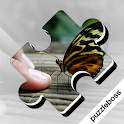 Jigsaw Puzzles: Butterflies icon