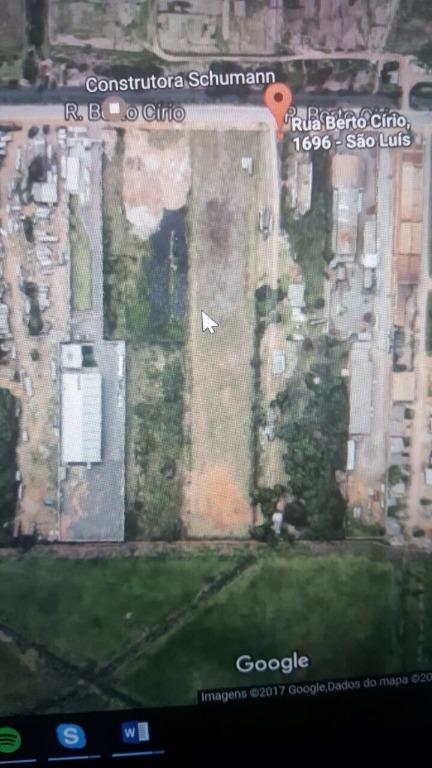 Terreno Padrão à venda, São Luis, Canoas