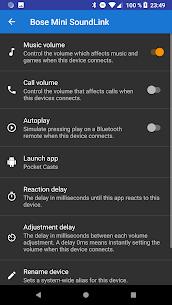 Bluetooth Volume Control v2.35 [Premium] APK 2