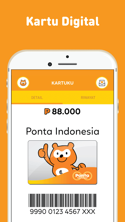 Ponta Indonesia- screenshot