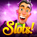 Hit it Rich! Lucky Vegas Casino Slot Machine Game icon