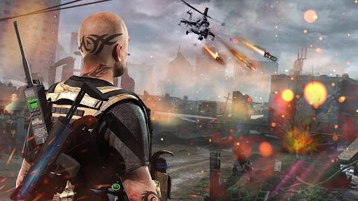Code Triche Mountain Sniper Shooter Cover Agent APK MOD screenshots 3