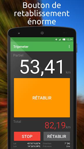 Tripmeter pour tout terrain 4x4 screenshot
