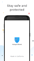 Hotspot Shield Free VPN Proxy & Wi-Fi Security APK screenshot thumbnail 5