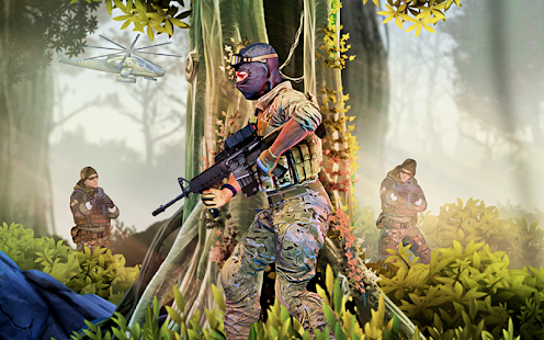 Modern Commando Agent - Army Adventure Game Screenshot