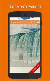 DigiCal+ Calendar 2016 Screenshot 8