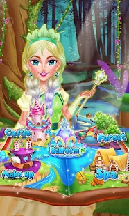Fairy Tales Salon - Dreamy Spa- screenshot thumbnail