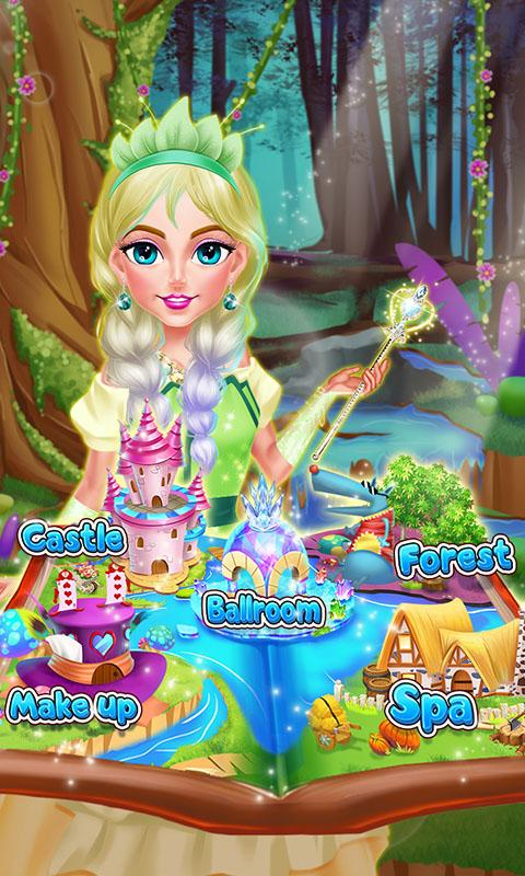Fairy Tales Salon - Dreamy Spa- screenshot