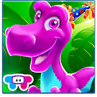 Dino Day! Baby Dinosaurs Game icon