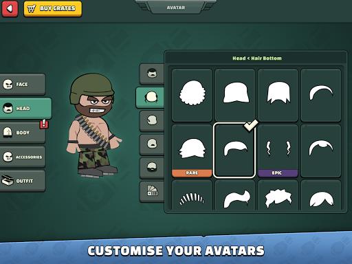 Mini Militia - Doodle Army 2 screenshot 11