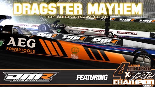 Dragster Mayhem - Top Fuel Sim 1.13 screenshots 21