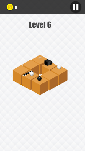Cube Rush  captures d'écran 1