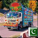 Pak Truck Driver icon