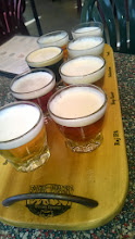 Photo: ...and Four Peaks beer!