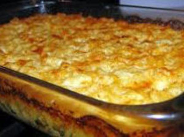 Traditional Macaroni & Cheese Recipe
