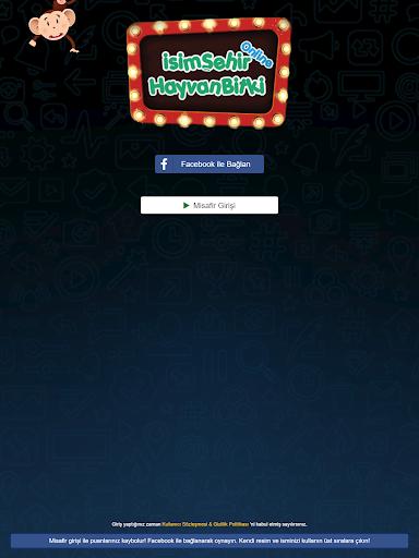 u0130sim u015eehir Hayvan Online - Kelime Oyunu screenshots 7